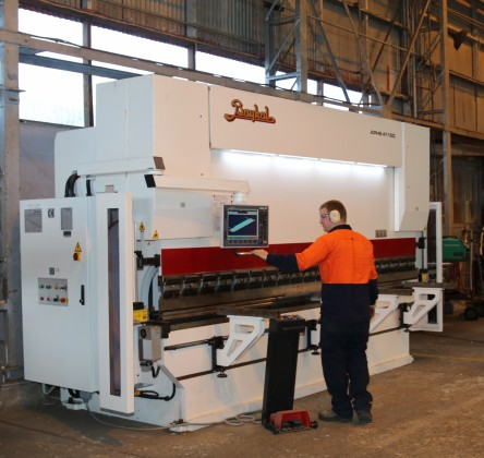 Baykel APHS 120 Tonne CNC Press