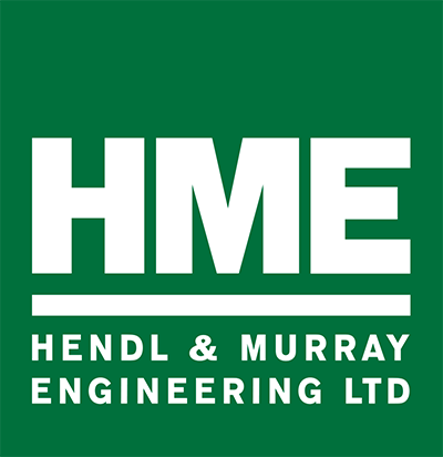 HME - Hendl & Murray Engineering Logo